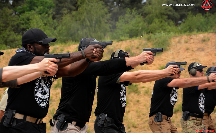 KMS Tactical Shooting Course in Poland 2015