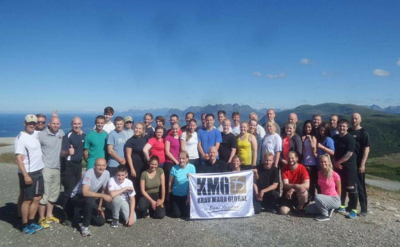 KRAV MAGA SUMMERCAMP NORWAY 2016